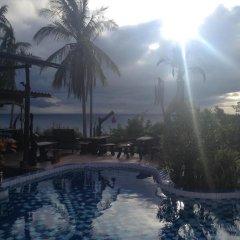 Отель Living Chilled Koh Tao - Hostel Таиланд, Остров Тау - отзывы, цены и фото номеров - забронировать отель Living Chilled Koh Tao - Hostel онлайн бассейн