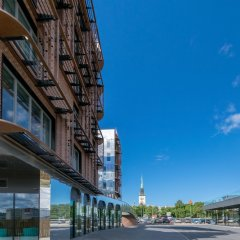 Апартаменты Tallinn Luxury Apartments with sauna and old town view парковка