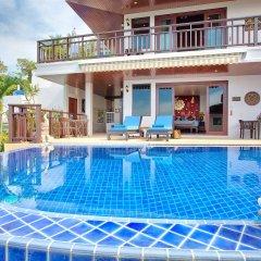 Отель Sandalwood Luxury Villas бассейн фото 2