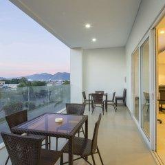 Отель Dendro Gold Нячанг балкон