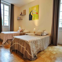 Отель Apart Hotel Riviera - Grimaldi - Promenade des Anglais Франция, Ницца - отзывы, цены и фото номеров - забронировать отель Apart Hotel Riviera - Grimaldi - Promenade des Anglais онлайн комната для гостей фото 2