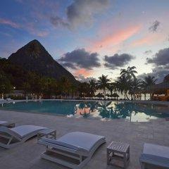 Отель Sugar Beach, A Viceroy Resort бассейн