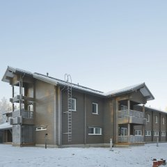 Отель Rento Финляндия, Иматра - - забронировать отель Rento, цены и фото номеров вид на фасад фото 4