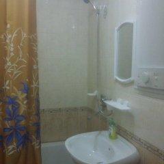 Moskva Hostel Домбай ванная