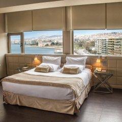 Отель Makedonia Palace Салоники комната для гостей
