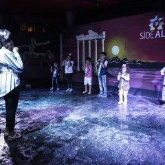 Side Ally Hotel - All inclusive развлечения