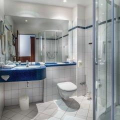 Отель Alte Wache Германия, Гамбург - отзывы, цены и фото номеров - забронировать отель Alte Wache онлайн ванная