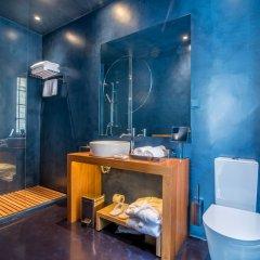 Отель Villa Cascais Португалия, Кашкайш - отзывы, цены и фото номеров - забронировать отель Villa Cascais онлайн ванная