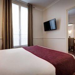 Отель Elysées Union Франция, Париж - 8 отзывов об отеле, цены и фото номеров - забронировать отель Elysées Union онлайн комната для гостей фото 3