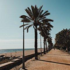 Отель El Petit Palauet пляж