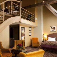 Отель Grand Casselbergh Брюгге комната для гостей