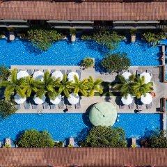 Отель Diamond Cottage Resort And Spa пляж Ката пляж фото 2