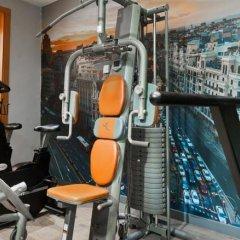 Отель Catalonia Gran Via фитнесс-зал фото 4
