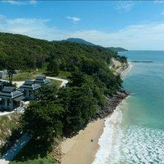 Отель Lanta Corner Resort пляж