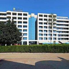 Отель Globus - Half Board Болгария, Солнечный берег - отзывы, цены и фото номеров - забронировать отель Globus - Half Board онлайн парковка