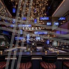 Отель Ip Fukuoka Фукуока гостиничный бар