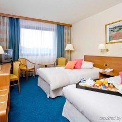 Отель Novotel Gdansk Marina Польша, Гданьск - 1 отзыв об отеле, цены и фото номеров - забронировать отель Novotel Gdansk Marina онлайн комната для гостей фото 3