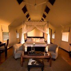 Отель Gorah Elephant Camp комната для гостей