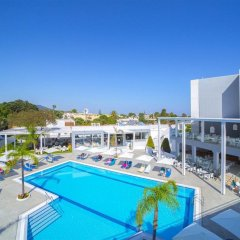 Oceanis Park Hotel - All Inclusive бассейн