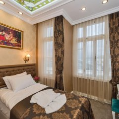Alpek Hotel комната для гостей