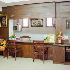 Апартаменты Laidback Place Apartment Бангкок интерьер отеля