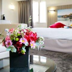 Отель Best Western Saphir Lyon Франция, Лион - отзывы, цены и фото номеров - забронировать отель Best Western Saphir Lyon онлайн комната для гостей фото 5
