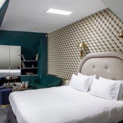 Отель Grand Pigalle Париж комната для гостей фото 3