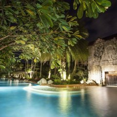 Отель Kata Palm Resort & Spa бассейн фото 3