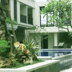 Отель Grand Barong Resort балкон
