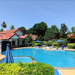 Отель Blue Andaman Lanta Resort Ланта бассейн фото 3