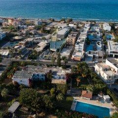 Отель Gorgona пляж фото 2