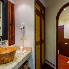 Отель Villas HM Paraíso del Mar Мексика, Остров Ольбокс - отзывы, цены и фото номеров - забронировать отель Villas HM Paraíso del Mar онлайн ванная фото 2