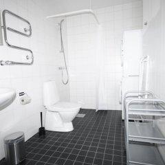 Отель Volrat Företagsbostäder Швеция, Гётеборг - отзывы, цены и фото номеров - забронировать отель Volrat Företagsbostäder онлайн ванная