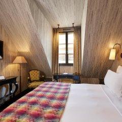 Отель Le Pavillon de la Reine Франция, Париж - отзывы, цены и фото номеров - забронировать отель Le Pavillon de la Reine онлайн комната для гостей фото 3