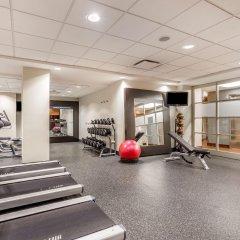 Отель Hampton Inn Manhattan Grand Central фитнесс-зал