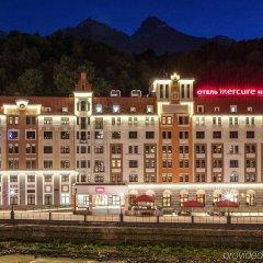 Гостиница Mercure Rosa Khutor (Меркюр Роза Хутор) фото 3