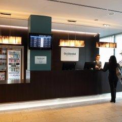 Отель Occidental Praha Five интерьер отеля фото 3