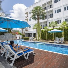 Отель Sungthong Kamala Phuket бассейн