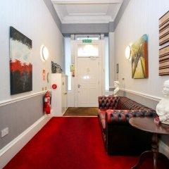 Отель Embassy Apartments Великобритания, Глазго - отзывы, цены и фото номеров - забронировать отель Embassy Apartments онлайн интерьер отеля фото 3