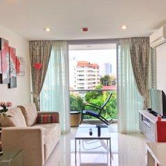 Отель Art on The Hill by Pattaya Sunny Rentals комната для гостей фото 2