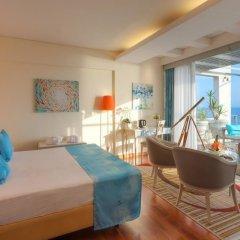 Tropical Hotel Афины комната для гостей фото 4