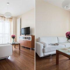Апартаменты Chopin Apartments Platinum Towers комната для гостей фото 3