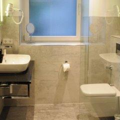 Hotel an der Messe ванная