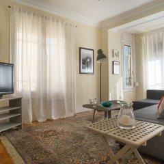 Отель Hollywood Zurriola - IB. Apartments Испания, Сан-Себастьян - отзывы, цены и фото номеров - забронировать отель Hollywood Zurriola - IB. Apartments онлайн комната для гостей фото 2