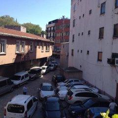Хостел Erenler парковка