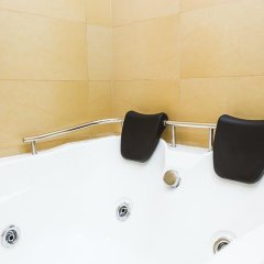 Гостиница AQUAMARINE Hotel & Spa в Курске 4 отзыва об отеле, цены и фото номеров - забронировать гостиницу AQUAMARINE Hotel & Spa онлайн Курск спа фото 2