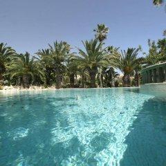 Отель Mediterranee Thalasso-Golf Хаммамет бассейн фото 2