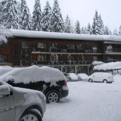Ski Hotel Katerina Банско парковка