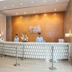 Отель Holiday Inn Express Chengdu Wuhou интерьер отеля