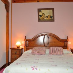 Отель Posada Peñas Arriba Камалено комната для гостей фото 5